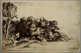 After Rembrandt Harmensz van Rijn Dutch 16061669