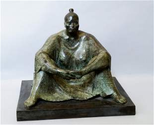 The following lots 706-708 are by the Mexican Sculptor