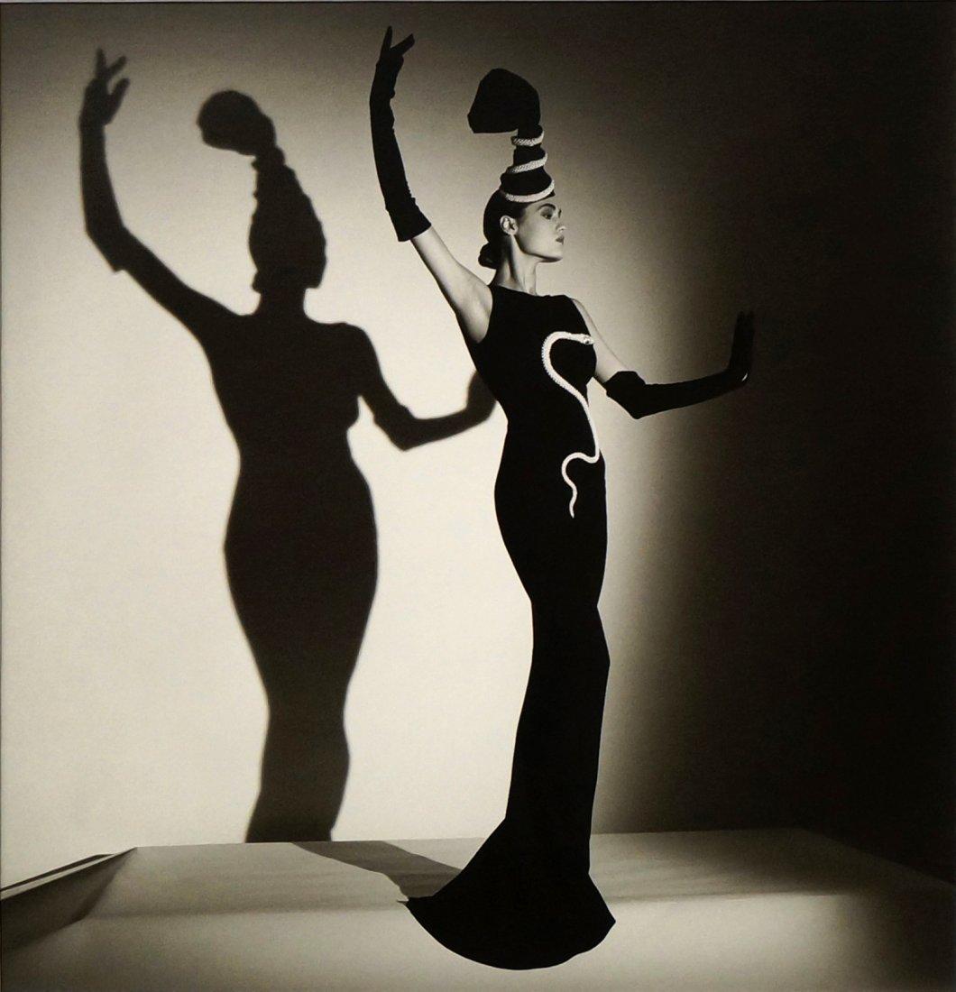 Horst P Horst, German 1906-1999- ''Chanel Evening Dress