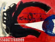 Iqbal Geoffrey Pakistani b1939 The Great American
