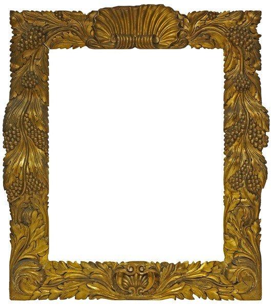 A Florentine Carved and Gilded Provincial Sansovino