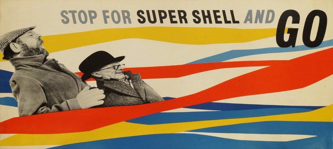 Zero [Hans Schleger], German/British 1898-1976- ''Stop