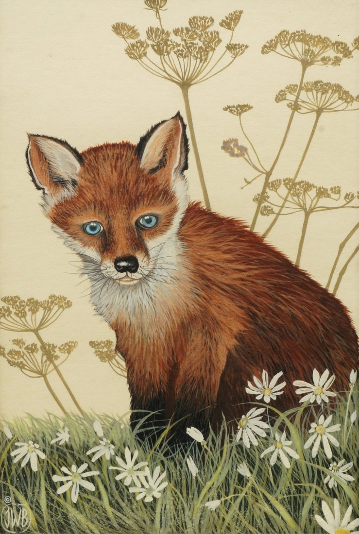 James Williamson-Bell RMS, British b.1938- ''Fox Cub'';