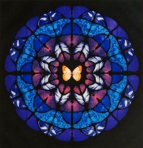 Damien Hirst, British b.1965-  ''Dome, from Sanctum'',