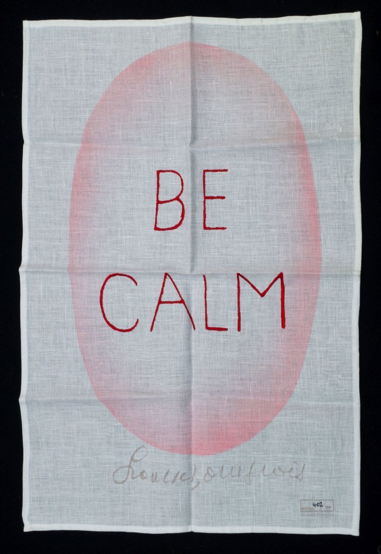 Louise Bourgeois French/American 1911-2010-  ''Be