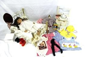 American Girl Doll, Samantha, with Accessories