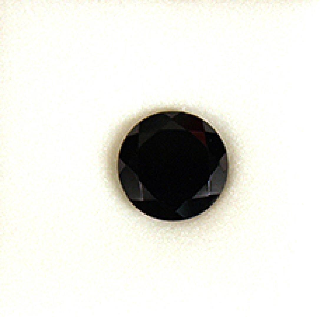 4.00 CT MIN 10MM Black Spinel Gemstone
