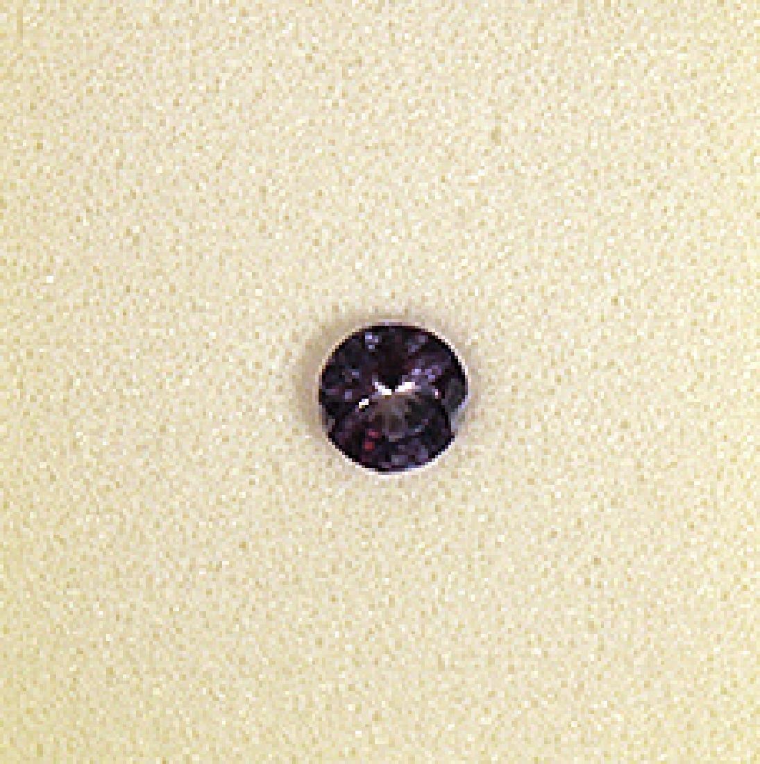 .20 CT MIN 4MM Tanzanite Gemstone