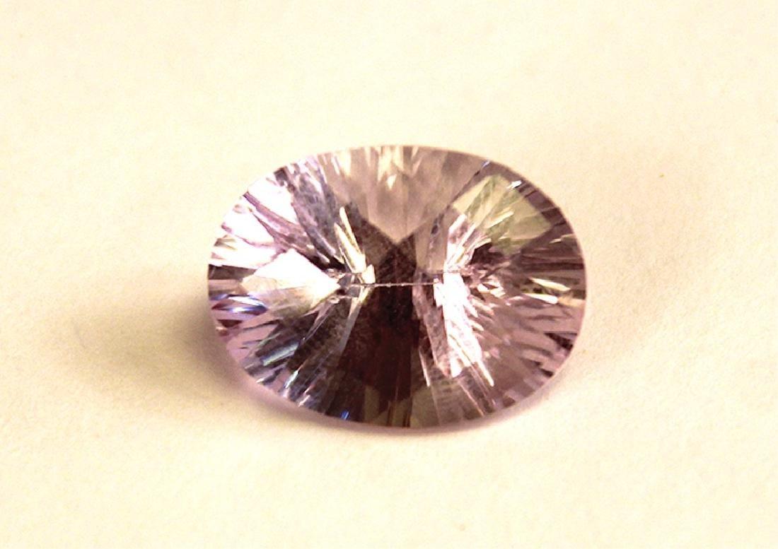 Approx 6.45 CT 16x12MM Brazilian Amethyst Gemstone