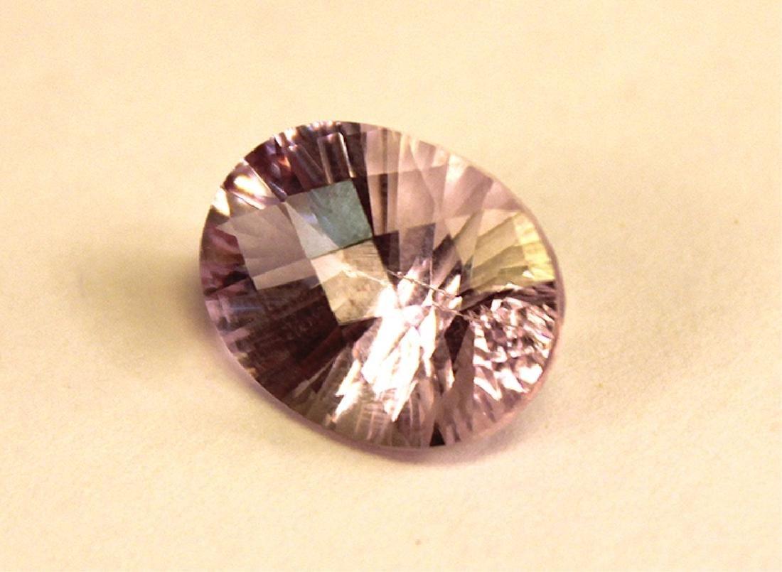 Approx 6.45 CT 16x12MM Brazilian Amethyst Gemstone - 3