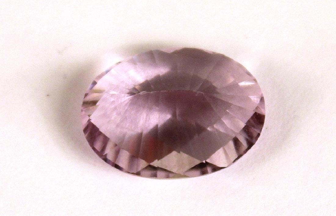 Approx 6.45 CT 16x12MM Brazilian Amethyst Gemstone - 4
