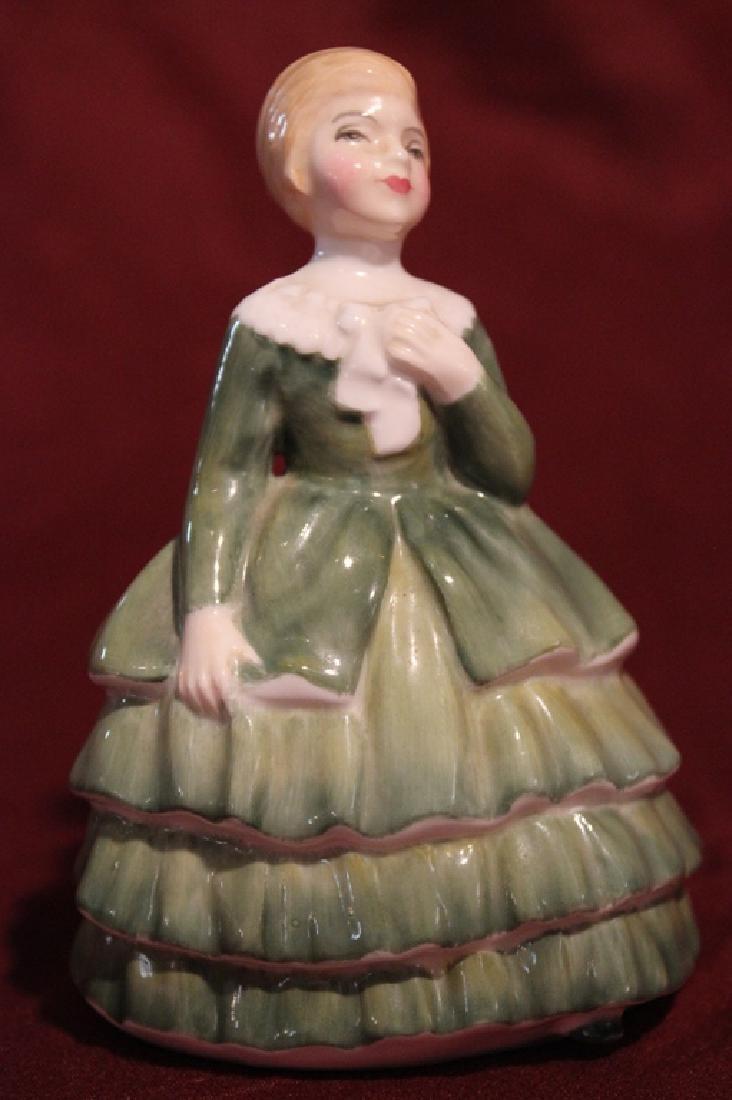 """Royal Doulton Bone China """"Belle"""", 1967"""