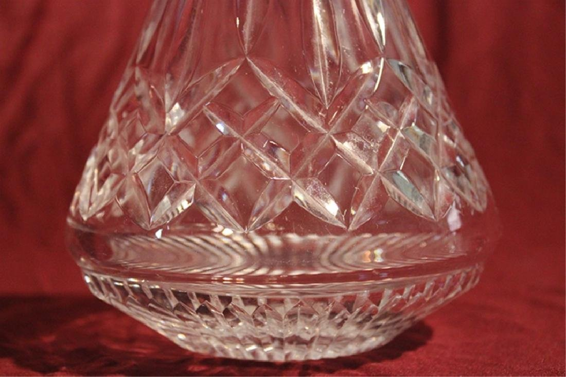 Waterford Crystal Decanter and Stopper - 2