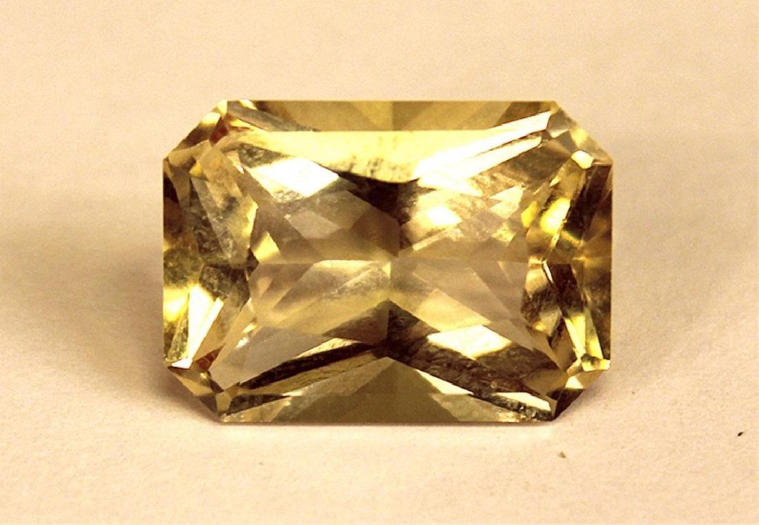 12.25 CT MIN 18x13MM Yellow Labradorite Gemstone