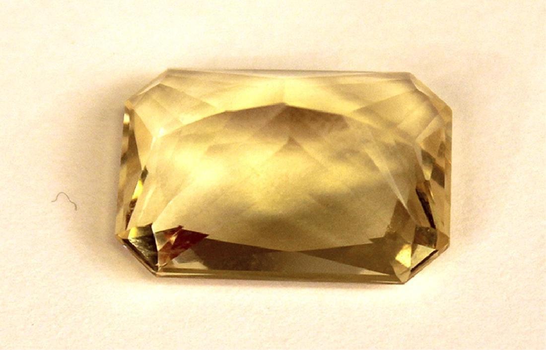 12.25 CT MIN 18x13MM Yellow Labradorite Gemstone - 2