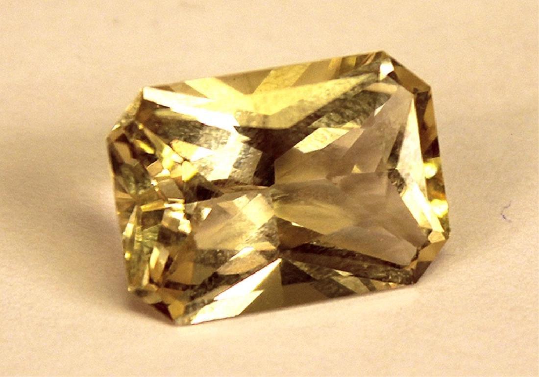 12.25 CT MIN 18x13MM Yellow Labradorite Gemstone - 4