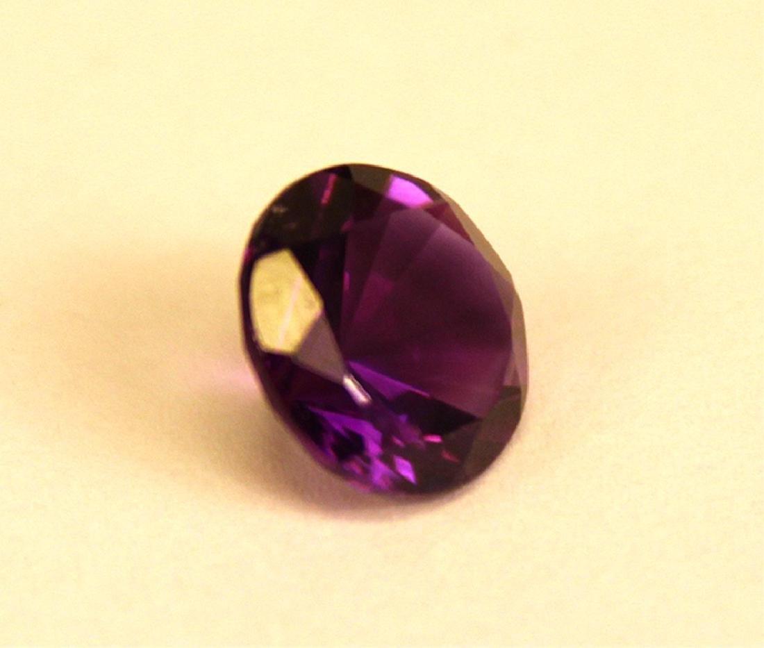 2.55 CT MIN 10MM African Amethyst Gemstone - 3