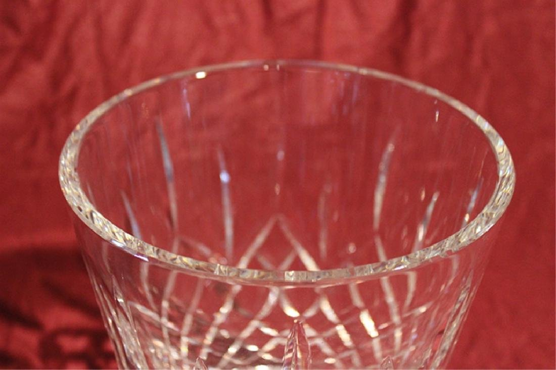 Waterford Crystal Ice Bucket - 4