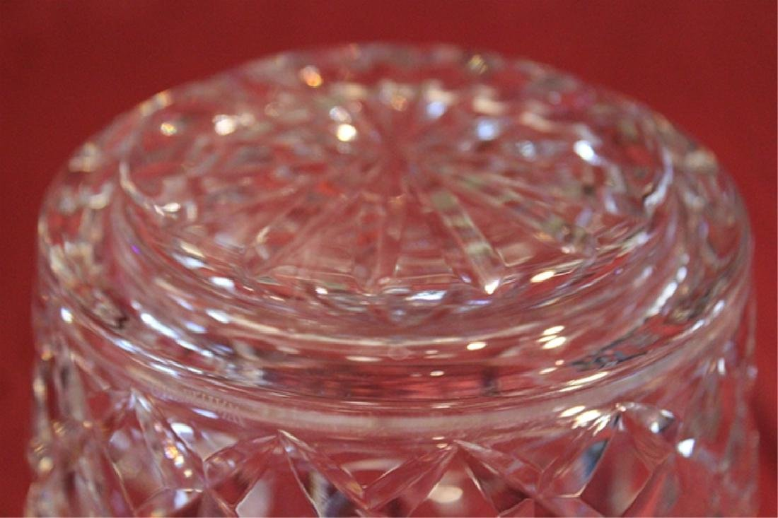 Waterford Crystal Ice Bucket - 5