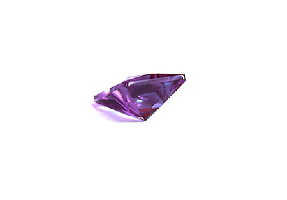 3.50 CT MIN 10x10MM Zandrite Color Change Gemstone - 3
