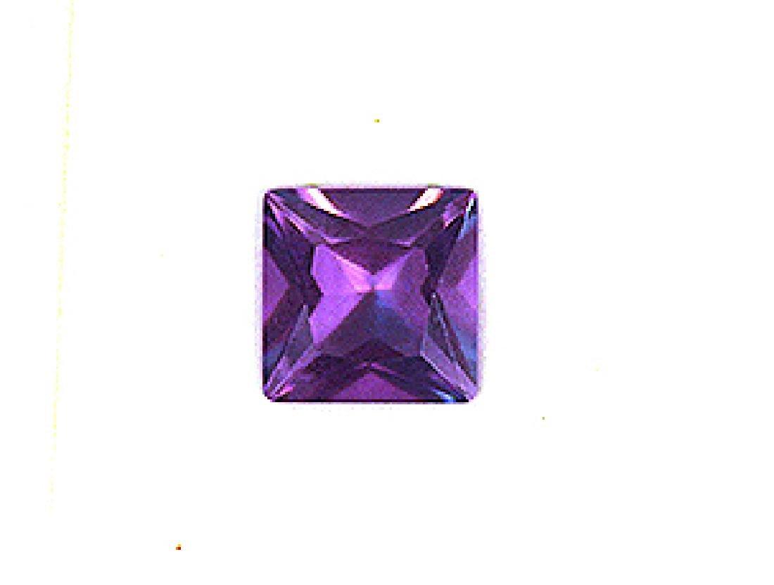 3.50 CT MIN 10x10MM Zandrite Color Change Gemstone - 4