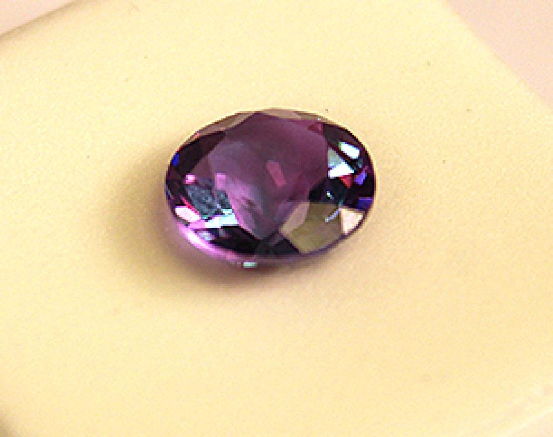 2.90 CT MIN 10MM Zandrite Color Change Gemstone - 2