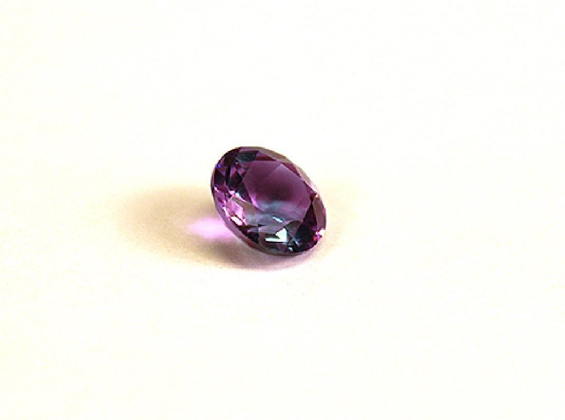 2.90 CT MIN 10MM Zandrite Color Change Gemstone - 4