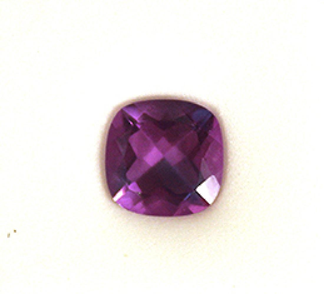 3.00 CT MIN 10x10MM Zandrite Color Change Gemstone - 3