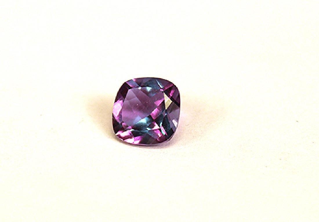 3.00 CT MIN 10x10MM Zandrite Color Change Gemstone - 2