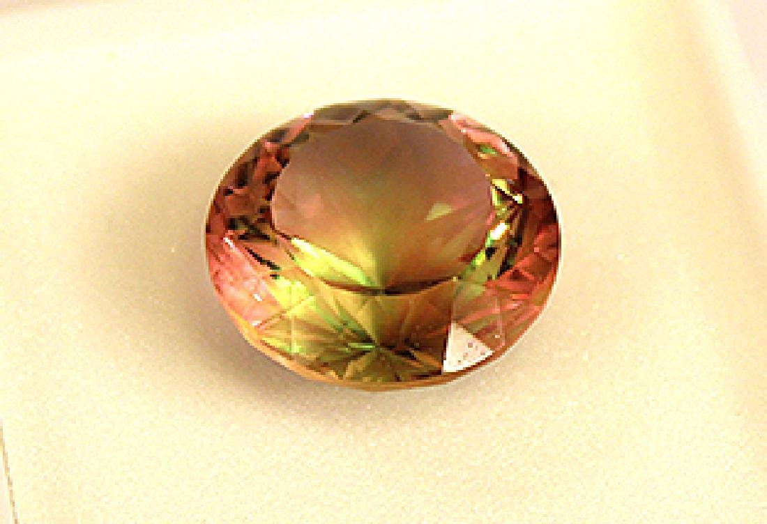 Approx 7.80 CT 14MM Zandrite Color Change Gemstone - 2