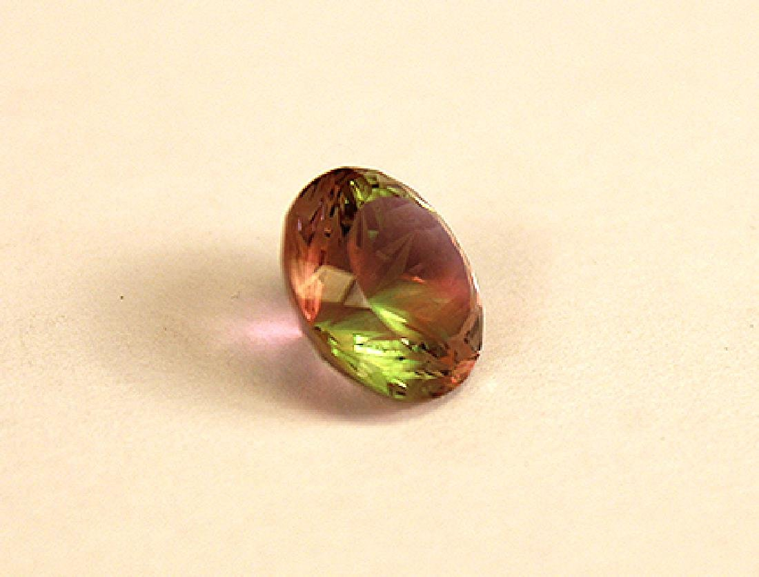 Approx 7.80 CT 14MM Zandrite Color Change Gemstone - 3