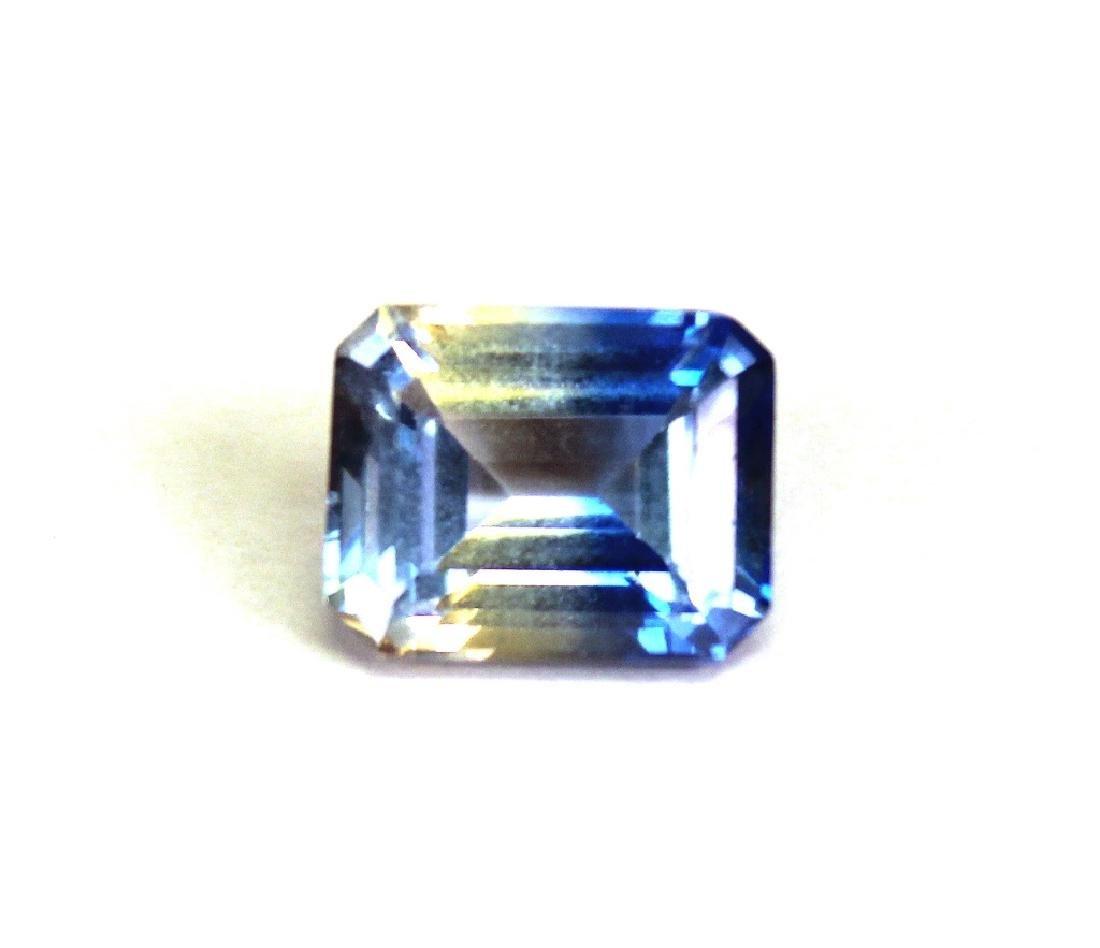 Approx 3.50 CT 10x8MM Tahiti Topaz Gemstone