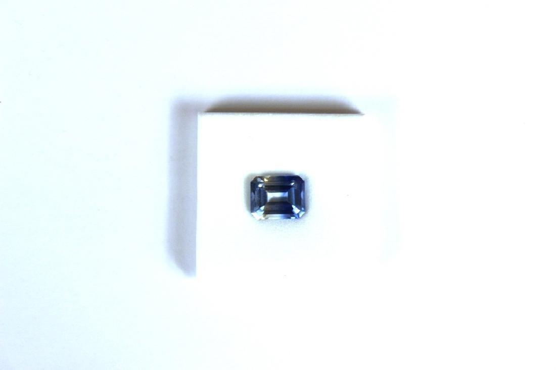 Approx 3.50 CT 10x8MM Tahiti Topaz Gemstone - 2