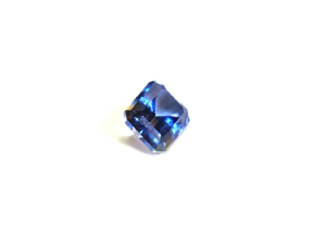 Approx 3.50 CT 10x8MM Tahiti Topaz Gemstone - 3