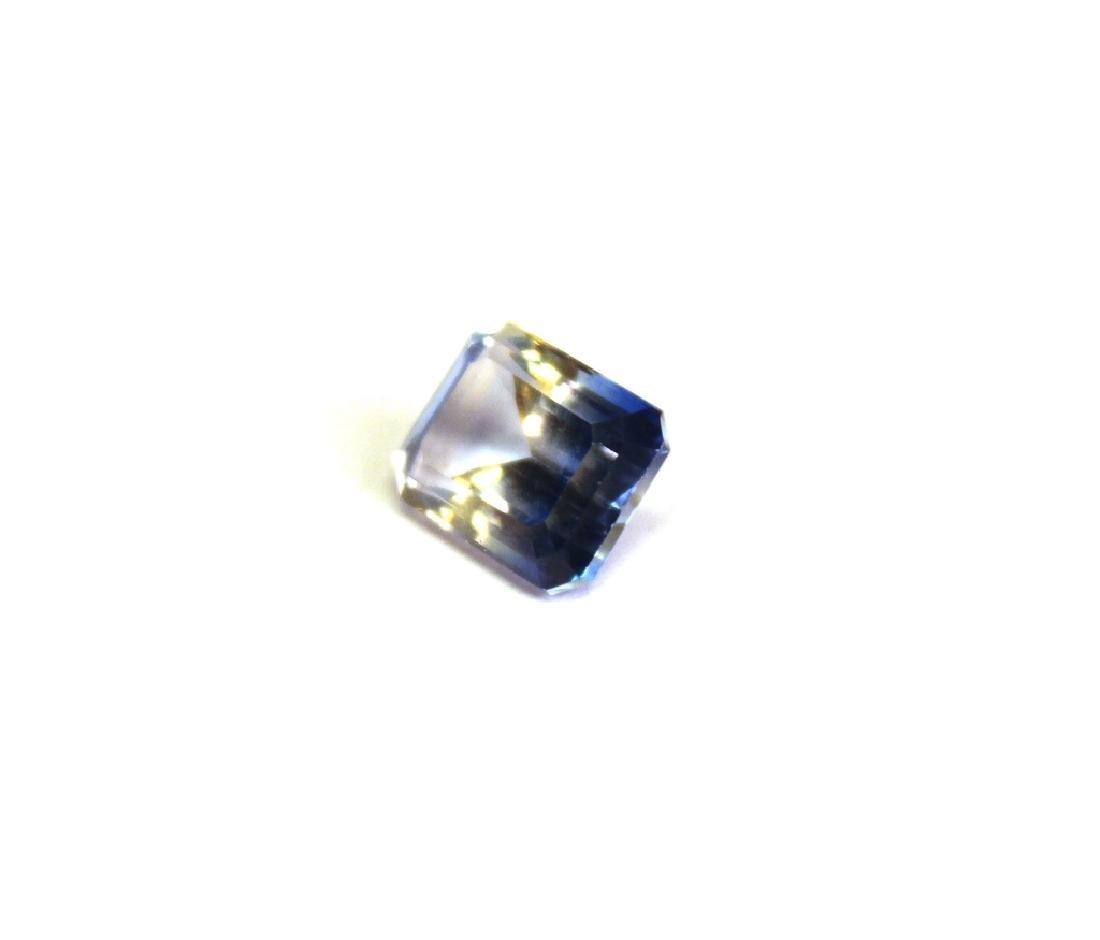 Approx 3.50 CT 10x8MM Tahiti Topaz Gemstone - 4