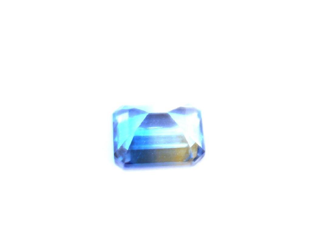 Approx 3.50 CT 10x8MM Tahiti Topaz Gemstone - 5