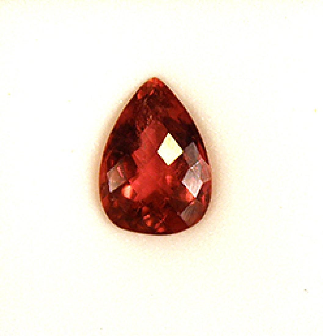 5.17 CT Rubellite Tourmaline Gemstone