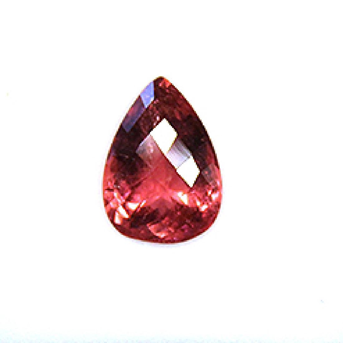 5.17 CT Rubellite Tourmaline Gemstone - 2
