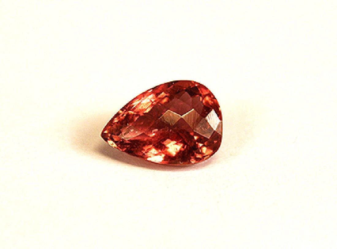5.17 CT Rubellite Tourmaline Gemstone - 4