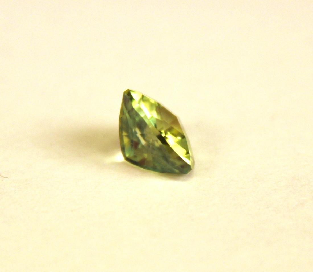 Approx 3.25 CT 10x10MM Kiwi Topaz Gemstone - 3