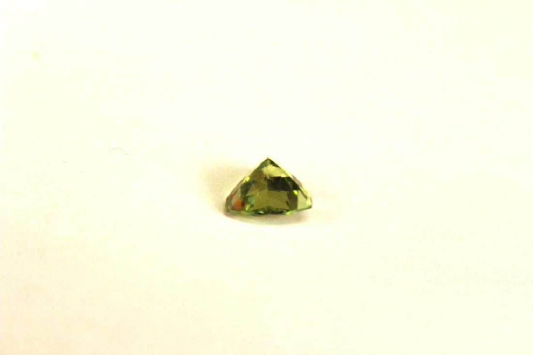 Approx 3.25 CT 10x10MM Kiwi Topaz Gemstone - 4