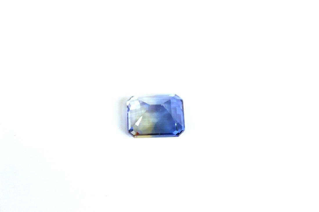 Approx 6.50 CT 12x8MM Bi Color Tahiti Topaz Gemsto - 5
