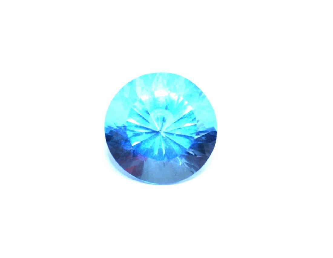 Approx 9.55 CT 14MM Swiss Blue Topaz Gemstone