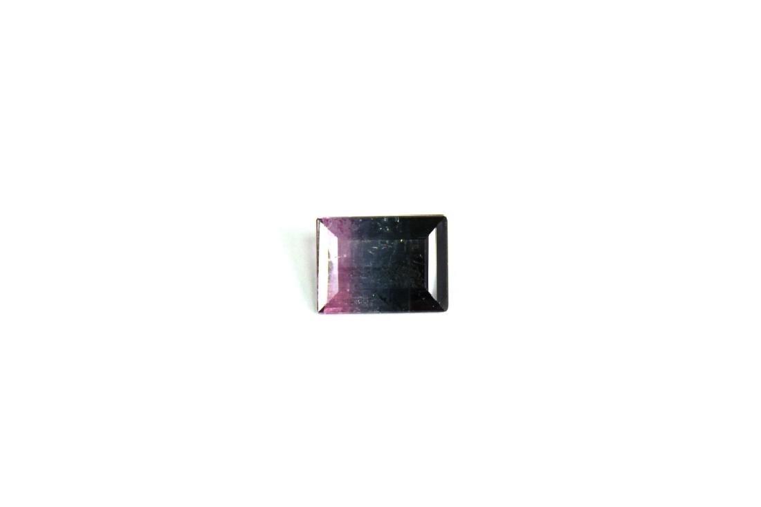 4.00 CT MIN Bi Color Tourmaline Gemstone - 2