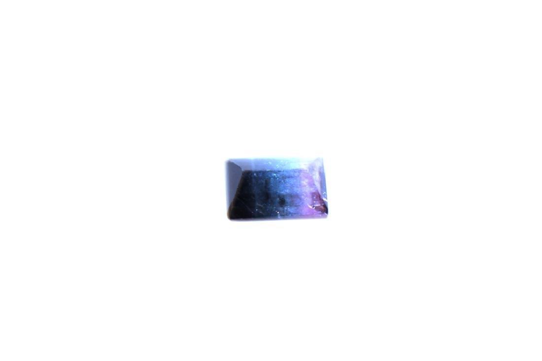 4.00 CT MIN Bi Color Tourmaline Gemstone - 4