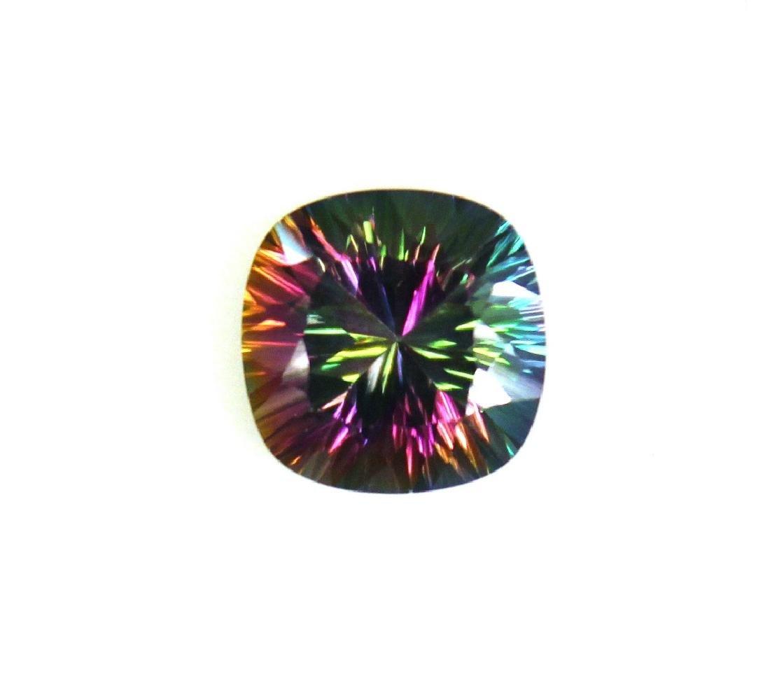 7.50 CT MIN 12x12MM Mystic Topaz Gemstone