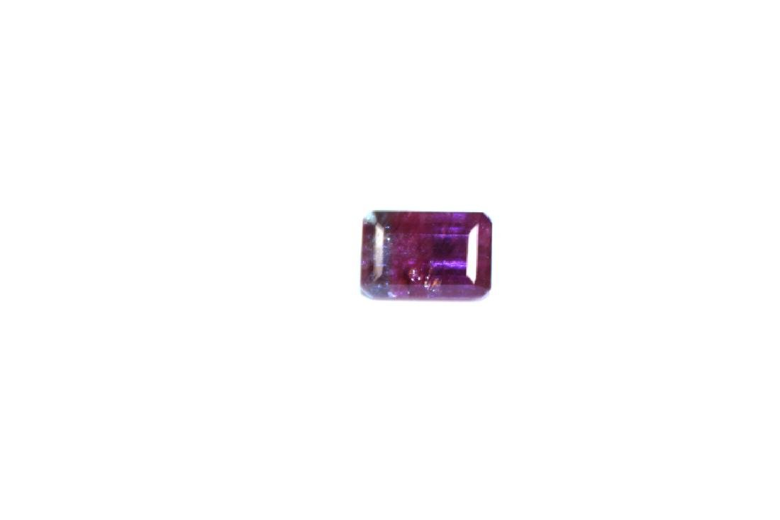 5.00 CT MIN Bi Color Tourmaline Gemstone - 3