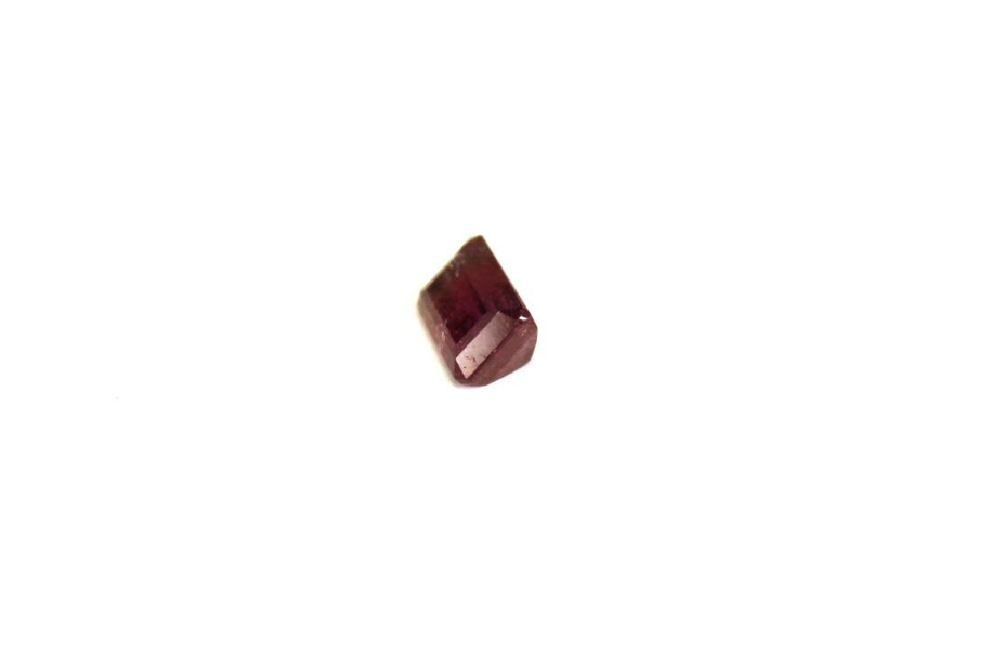 5.00 CT MIN Bi Color Tourmaline Gemstone - 4