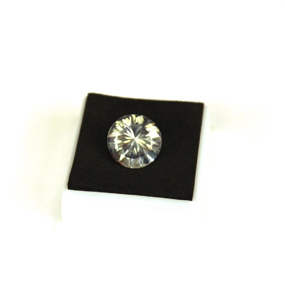 Approx 9.00 CT 14MM White Topaz Gemstone