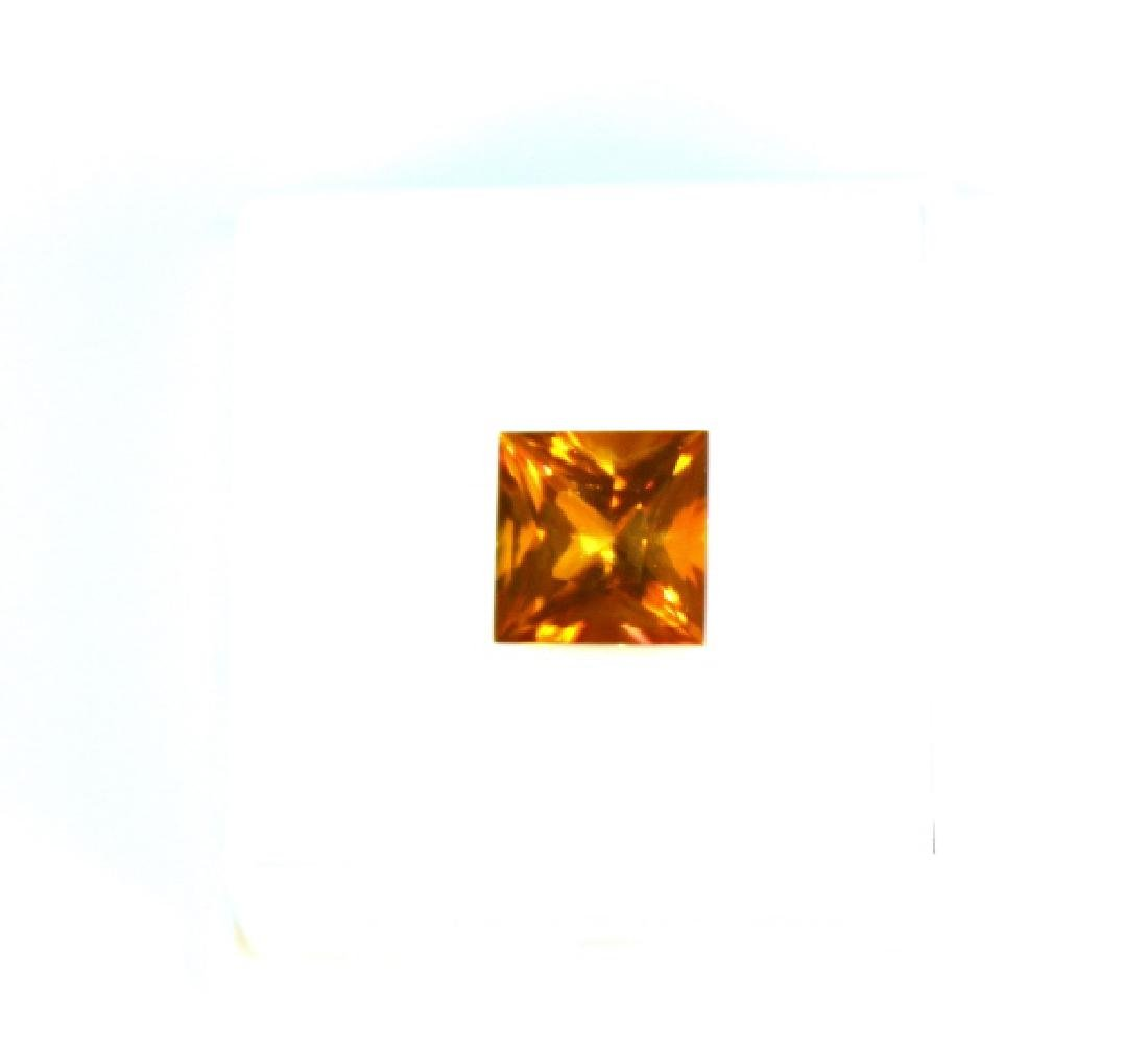 5.91 CT PC Treated Pineapple Topaz Gemstone